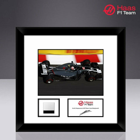 Haas Formula 1 VF-17 Kevin Magnussen Bodywork and Photo