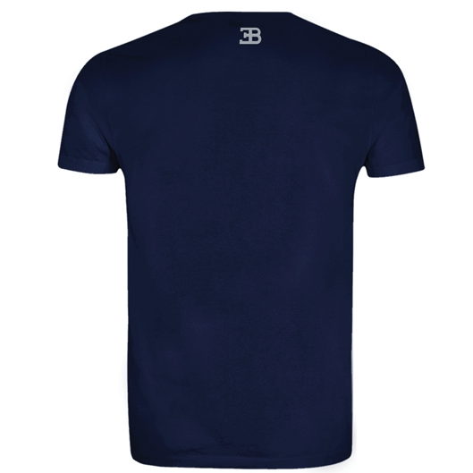 Bugatti Men's Blue T-Shirt