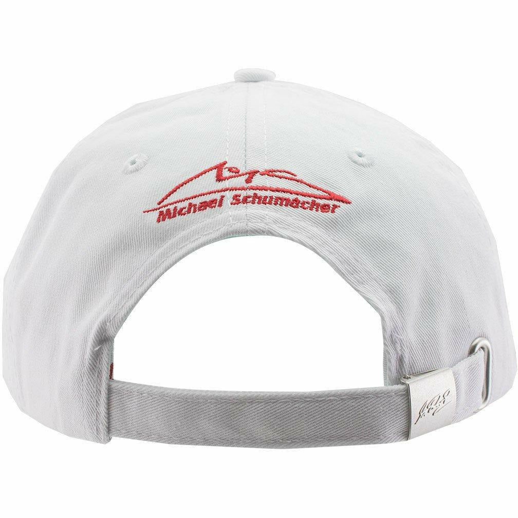 Michael Schumacher World Champion Cap, White
