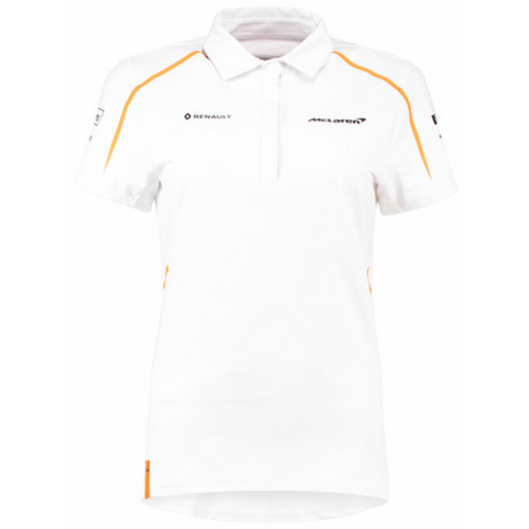 McLaren Renault Formula 1 Women's 2018 Team Polo Shirt