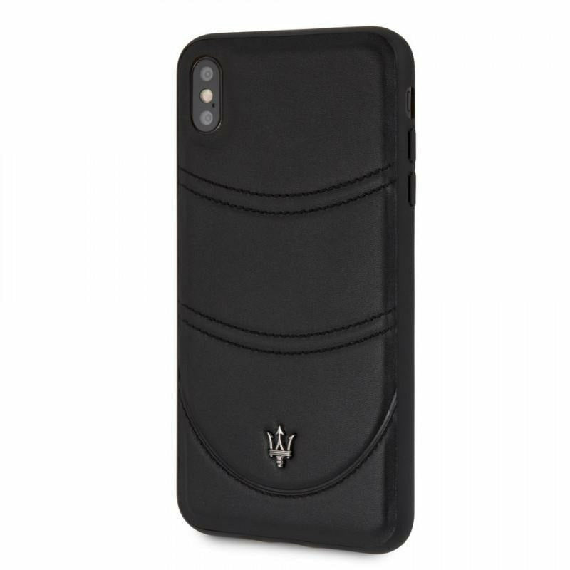 Maserati Genuine Leather Case Granlusso Origins, iPhone XS Max