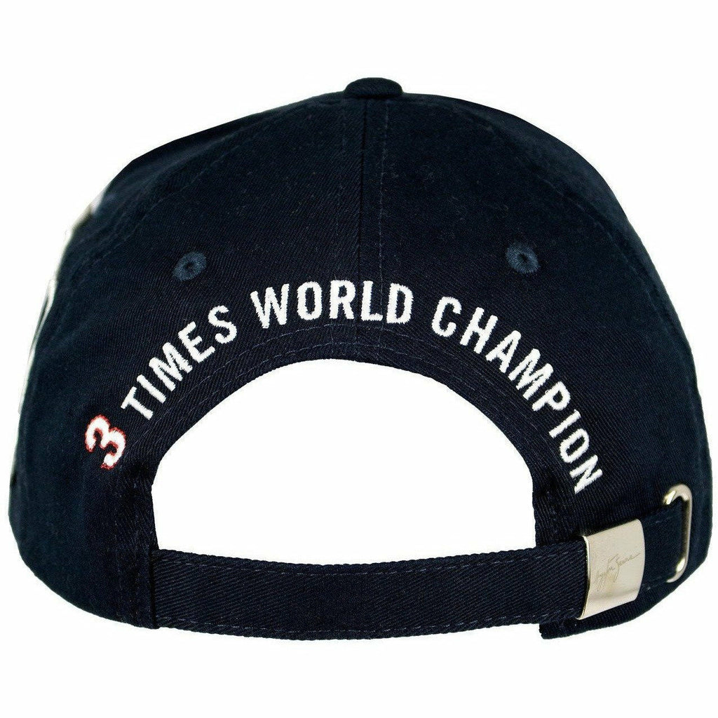 "Ayrton Senna ""3 Times World Champion"" Hat"