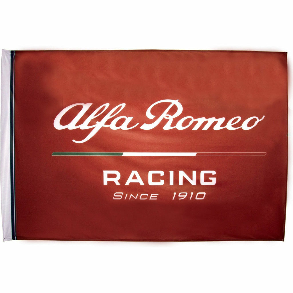 Alfa Romeo Racing F1 Flag