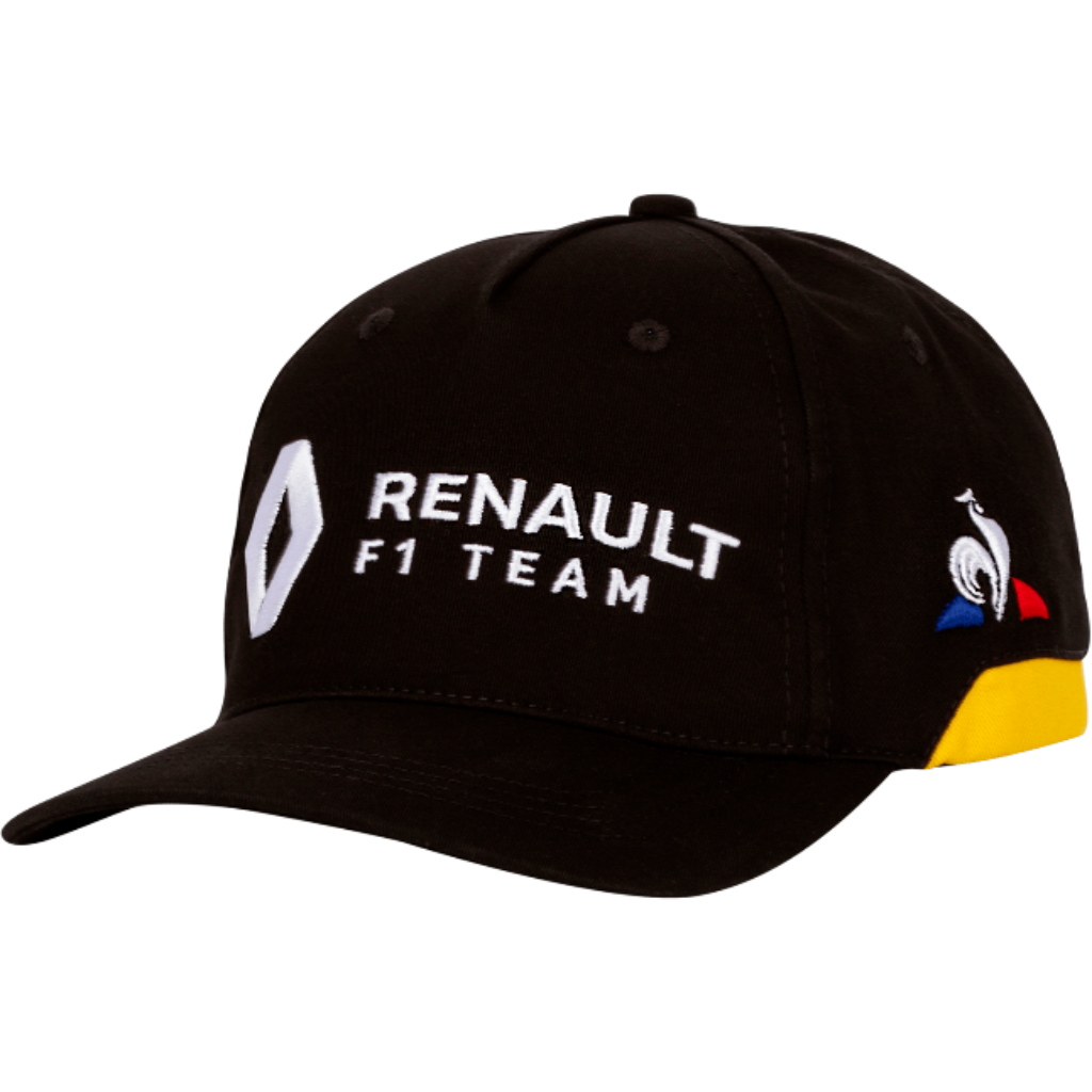 Renault F1 2019 Team Hat Black