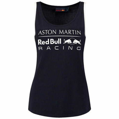 Red Bull Racing Formula 1 Women's 2018 Blue Tank Top