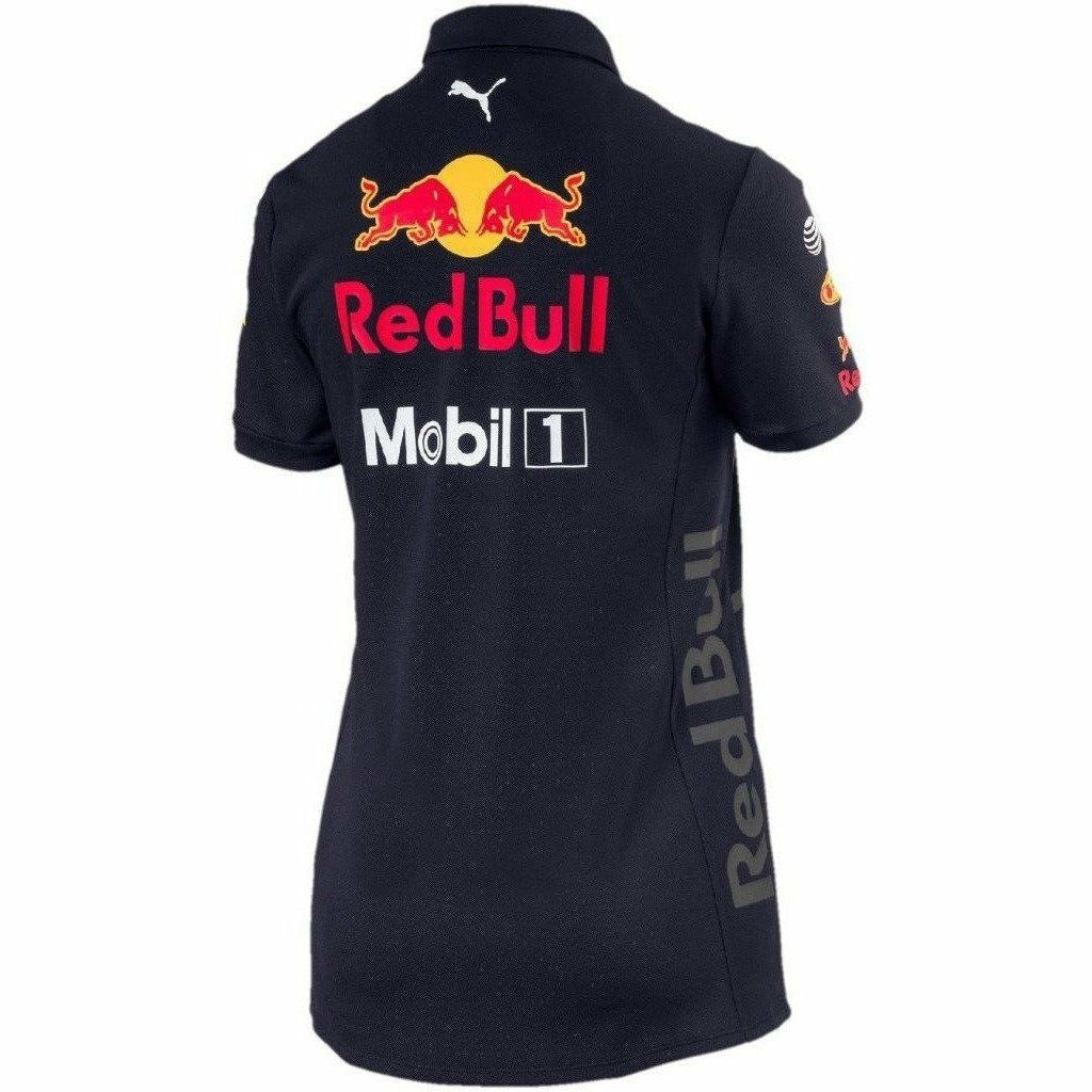 Red Bull Racing Formula 1 Women's 2018 Puma Navy Team Polo