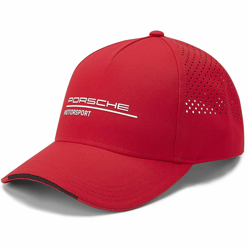 Porsche Motorsport Red Hat