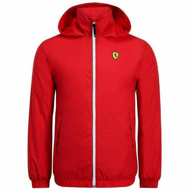 Scuderia Ferrari 2019 F1 Windbreaker Jacket Red