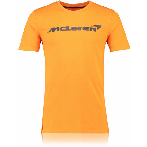 McLaren Renault Formula 1 Men's Essentials Papaya T-Shirt