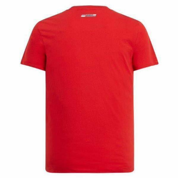 Scuderia Ferrari 2019 F1 Graphic T-Shirt Red