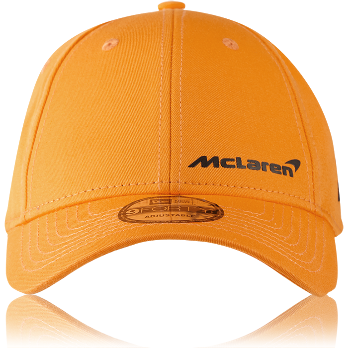 McLaren F1 Kids Logo Hat Orange