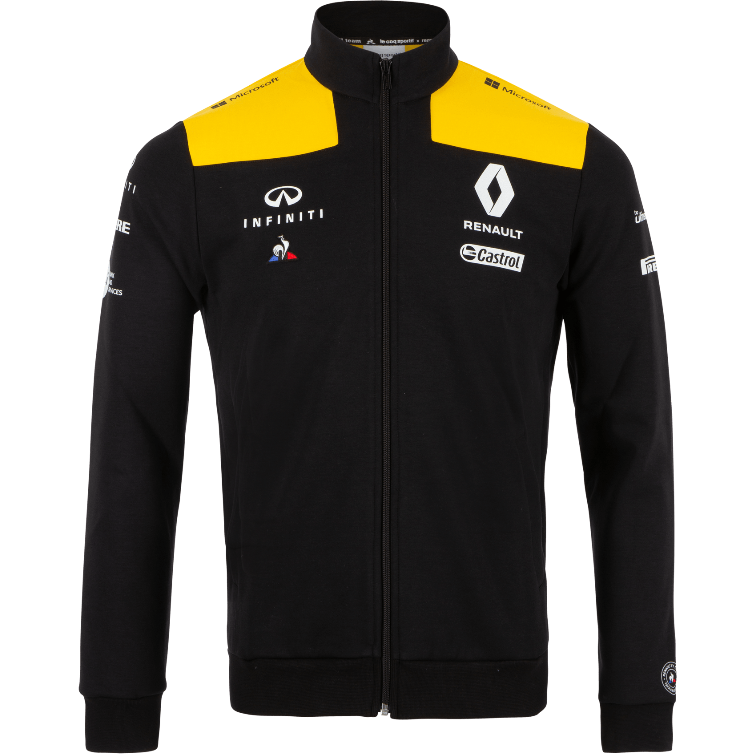 Renault F1 2019 Team Sweatshirt Black