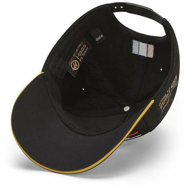 Rich Energy Haas Romain Grosjean Driver Hat