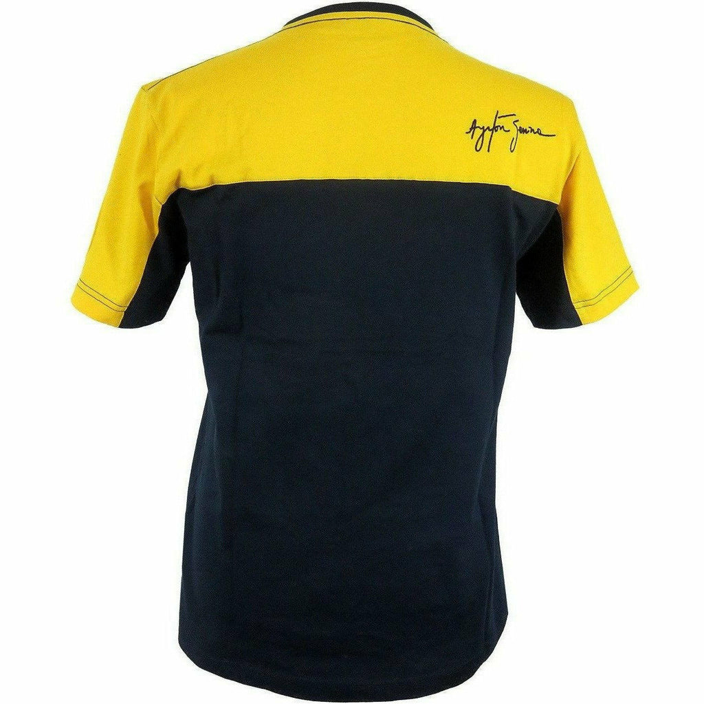 Ayrton Senna Authentic Racing T-Shirt