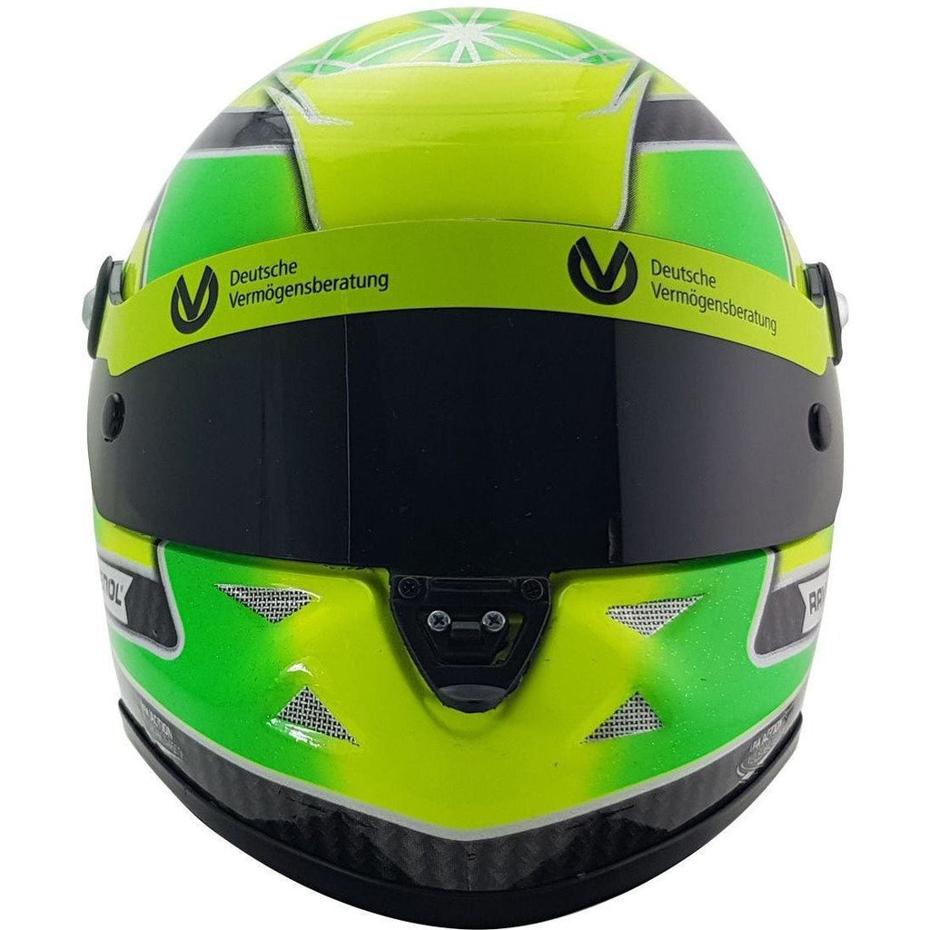 Mick Schumacher 2018 Replica Helmet, Scale 1:2