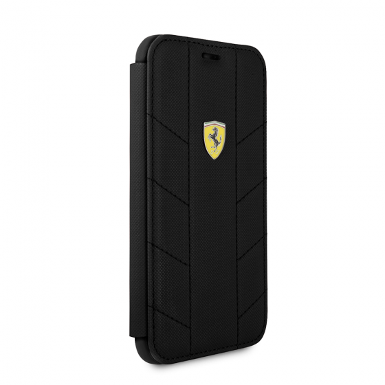 FERRARI IPHONE X URBAN COLLECTION PU LEATHER BOOK TYPE FOLIO CASE