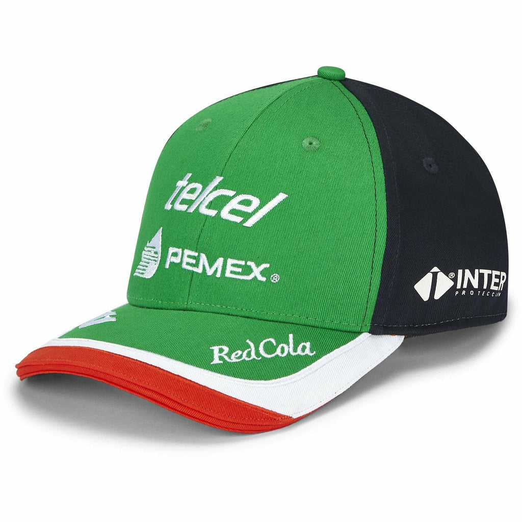 "Racing Point Force India Sergio ""Checo"" Perez Mexico Hat"