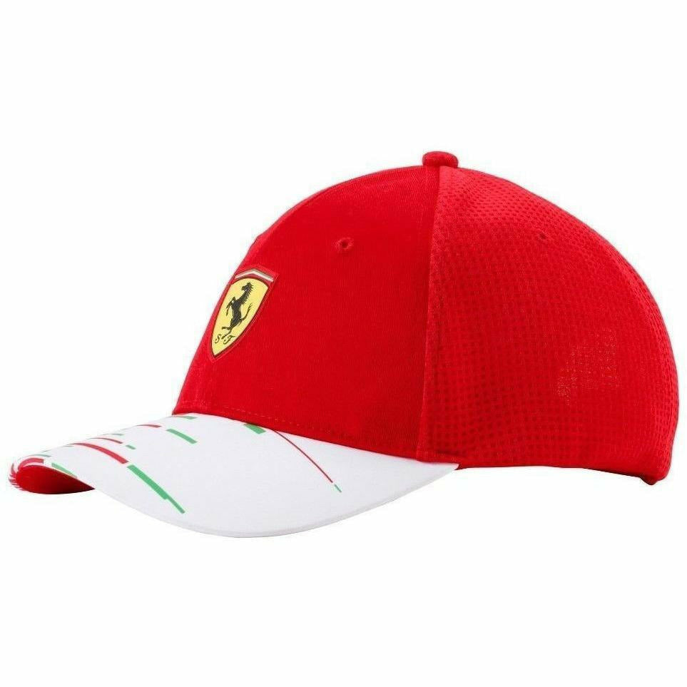 Scuderia Ferrari 2018 Formula 1 Authentic Red Team Hat