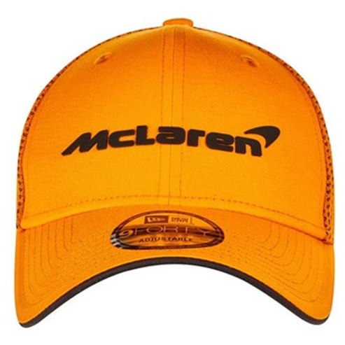 McLaren F1 Kids Orange Team Hat