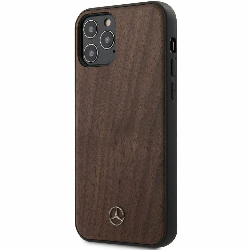 Mercedes-AMG Petronas HARD CASE WOOD COLLECTION, iPhone 12 Pro Max