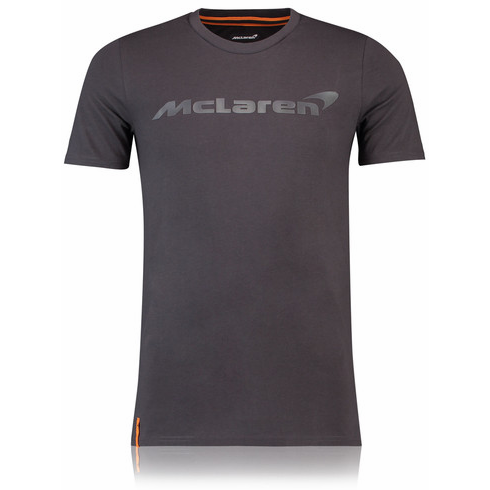 McLaren Renault Formula 1 Men's Essentials Anthracite T-Shirt