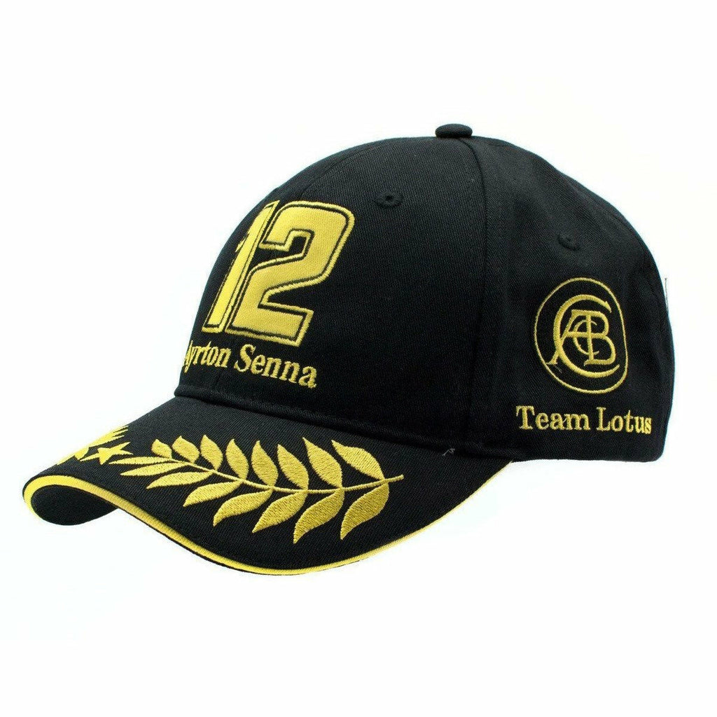 Ayrton Senna Classic Team Lotus Hat