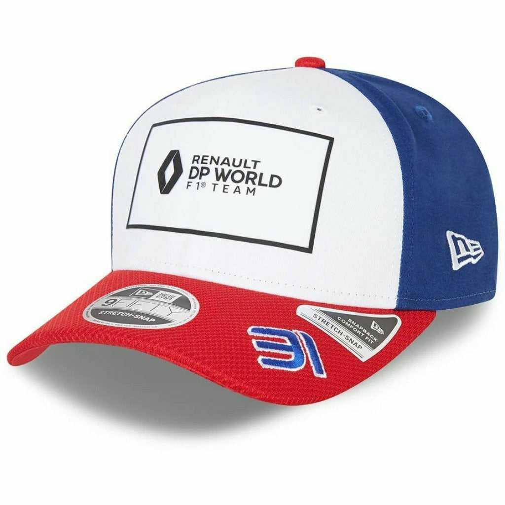 Renault DP World F1™ Team New Era 9FIFTY Esteban Ocon Special Edition France Hat
