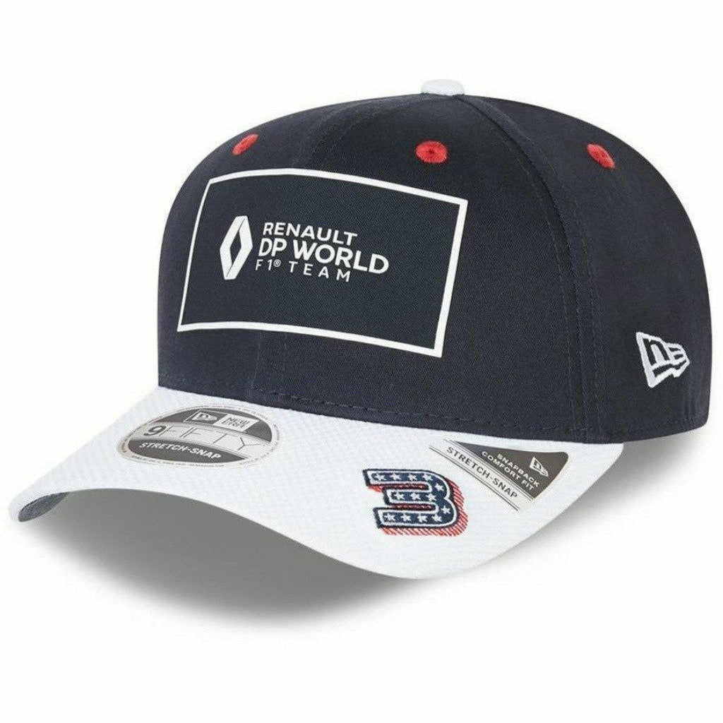 Renault DP World F1™ Team New Era 9FIFTY SS Daniel Ricciardo Special Edition USA Hat