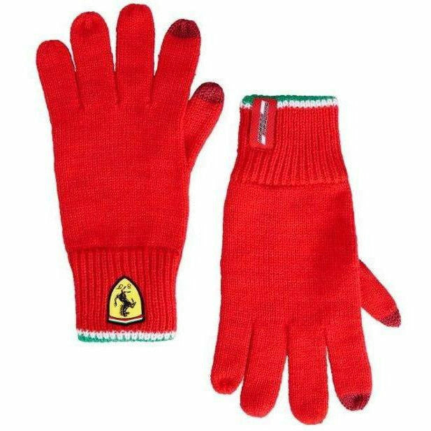 Scuderia Ferrari 2019 F1 Gloves Red