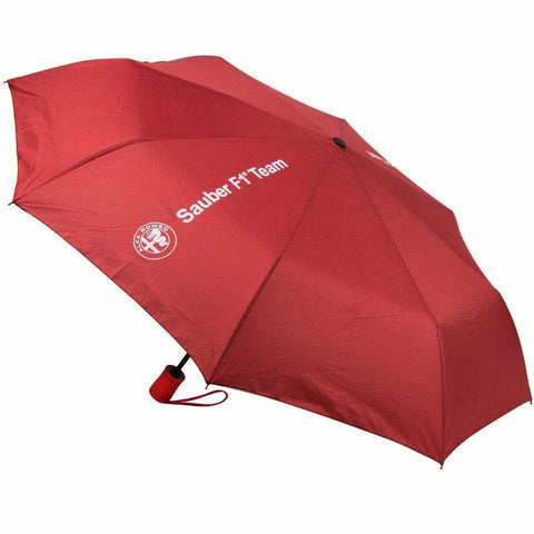 Alfa Romeo Sauber F1 Racing Team Red Umbrella