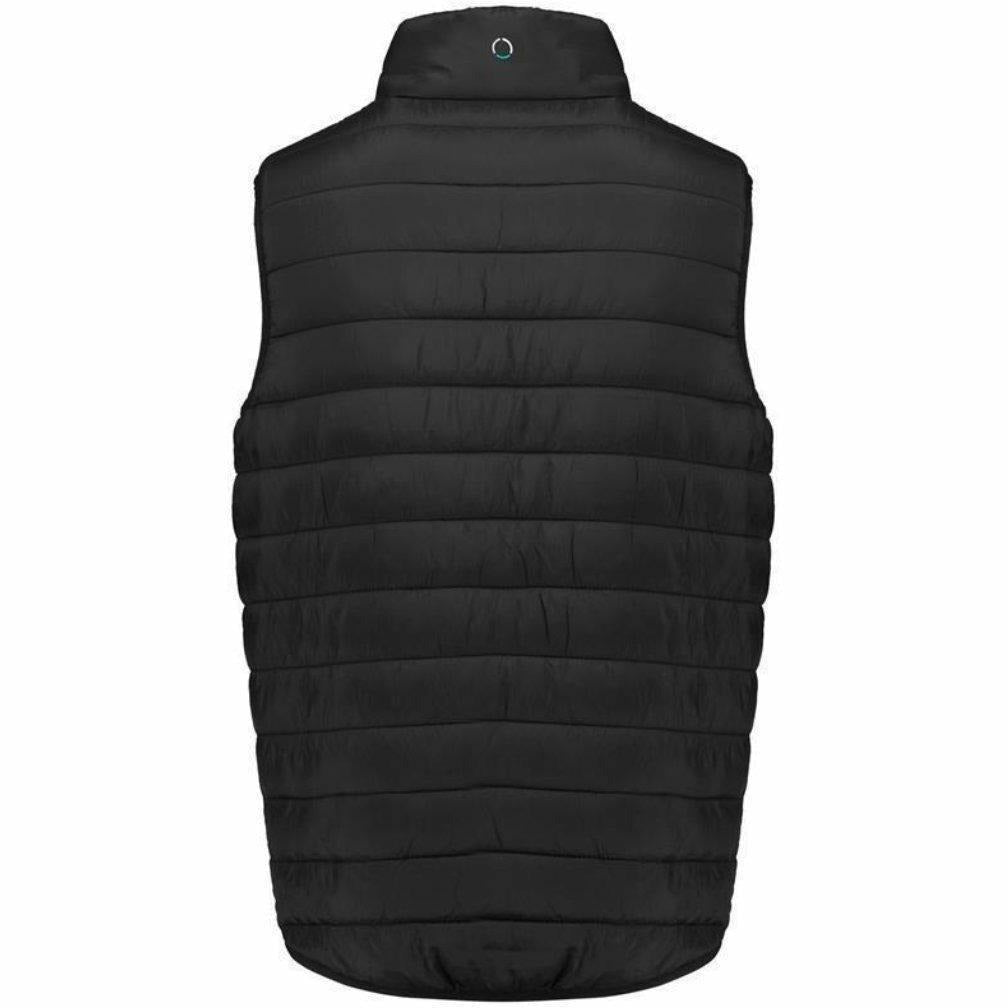 Mercedes Benz AMG Petronas Formula 1 Men's Black 2018 Lightweight Padded Vest