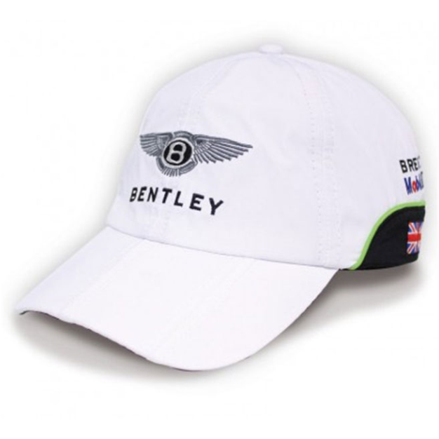 Bentley Continental GT3 Motorsport baseball Hat White