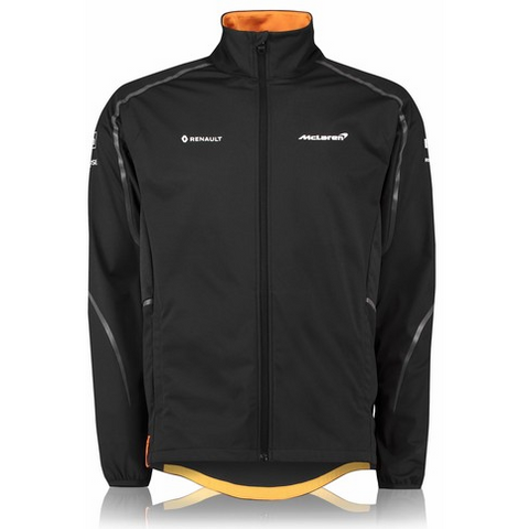 McLaren Renault Formula 1 Men's 2018 Team Soft Shell Jacket