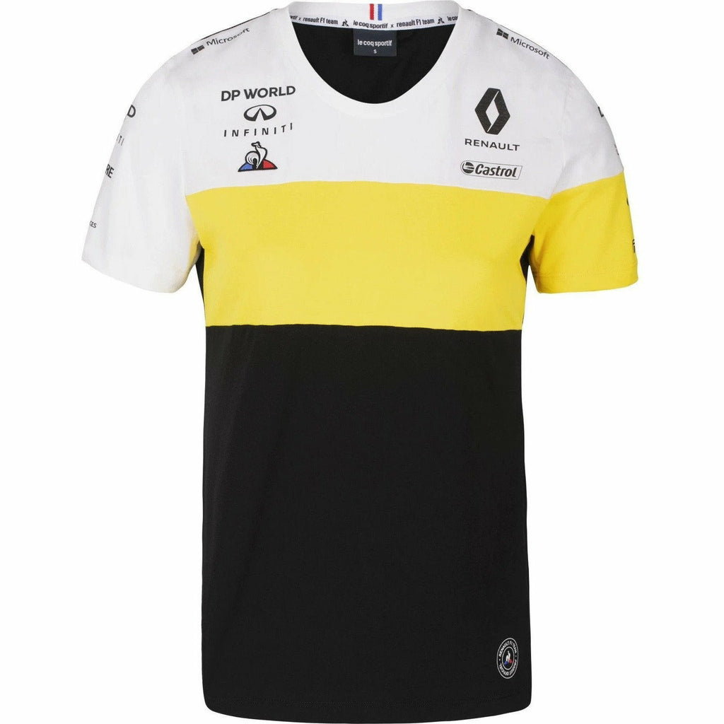 Renault F1 2020 Women's Team T-Shirt Black