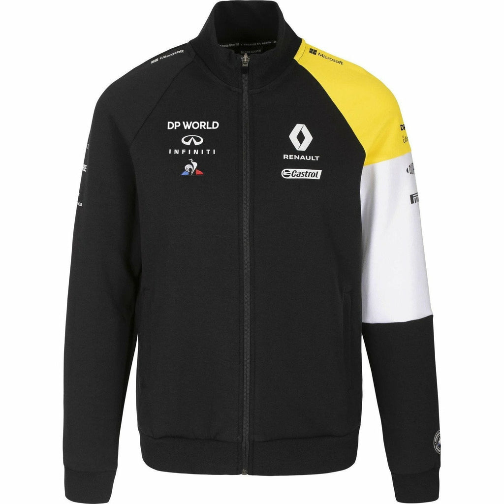 Renault F1 2020 Men's Team Sweatshirt Black