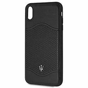 Maserati GRANLUSSO TRADITION COLLECTION Hard Case, iPhone XS Max
