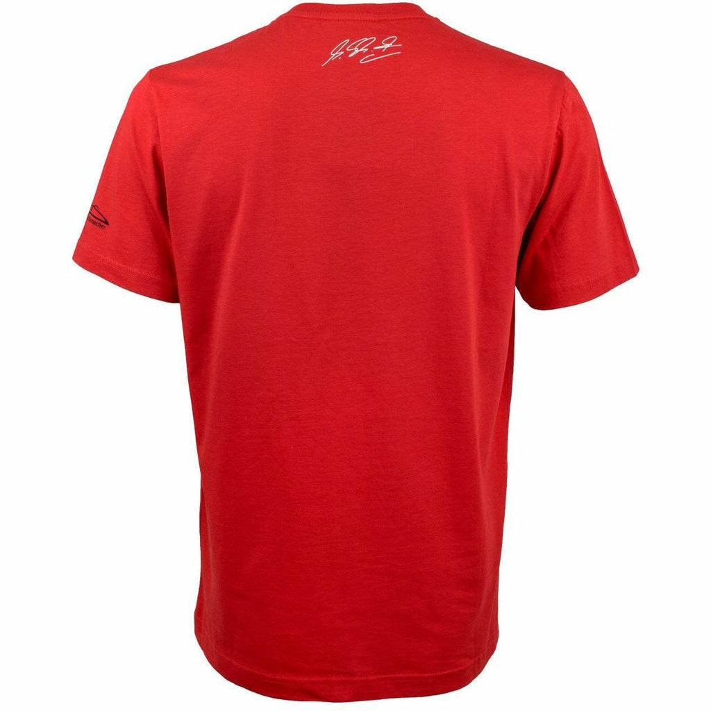 Michael Schumacher World Champion T-Shirt, Red