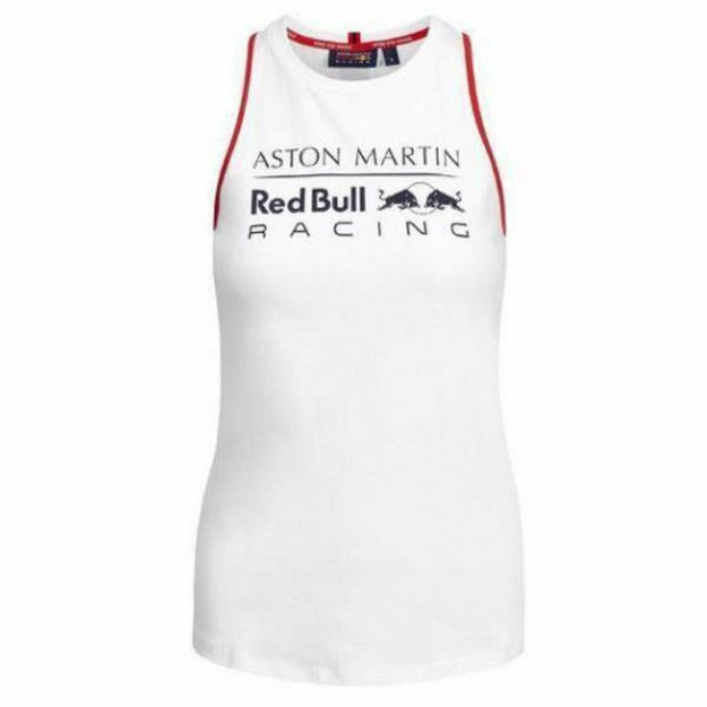 Red Bull Racing F1 Women's Tank Top White