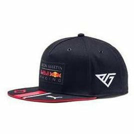 Red Bull Racing F1 Pierre Gasly Kids Flat Brim Hat