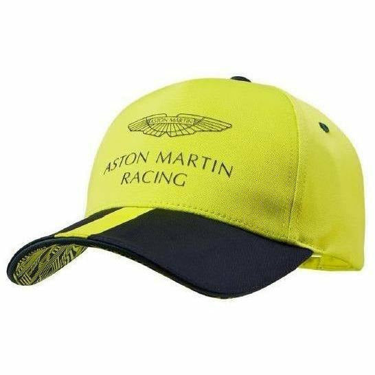 Aston Martin Racing Team Hat Lime Green