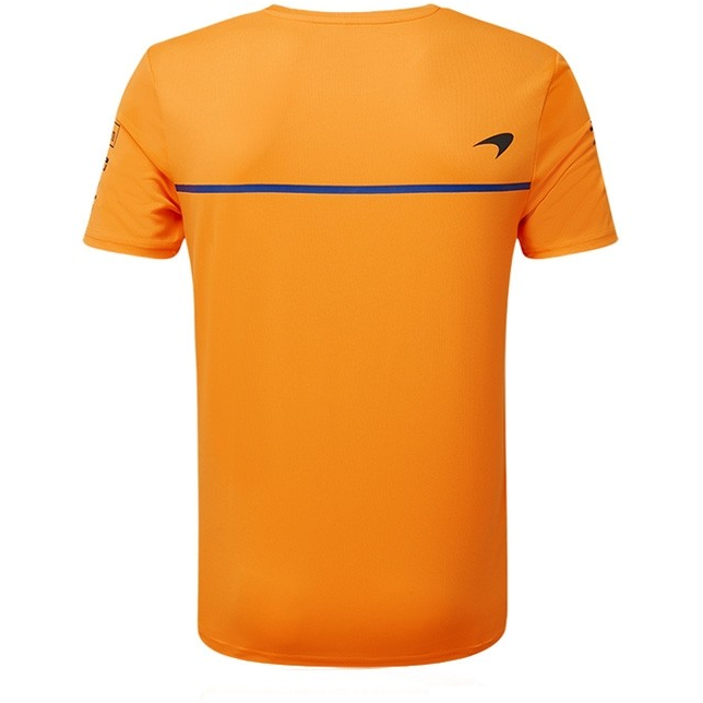 McLaren F1 2019 Men's Team Set-Up T-Shirt Papaya
