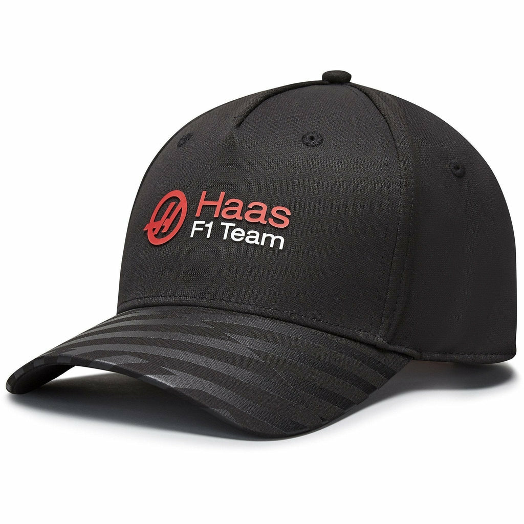 Haas Racing F1 2020 Team Hat Black