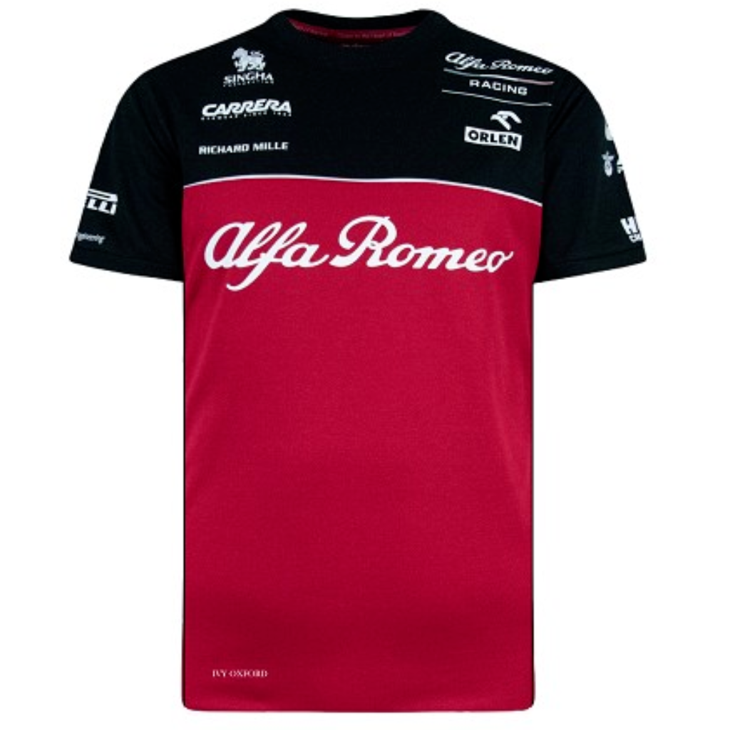 Alfa Romeo Racing F1 2020 Kids Team T-Shirt