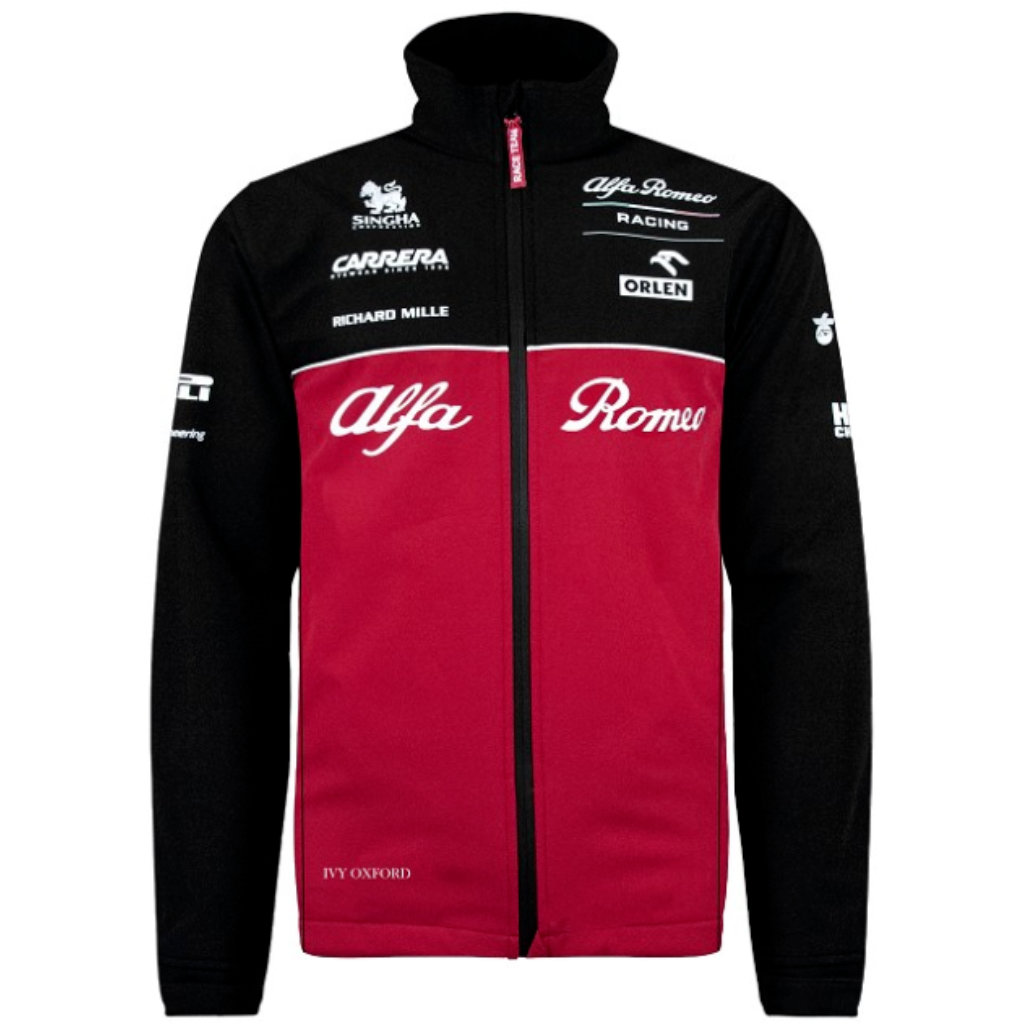 Alfa Romeo Racing F1 2020 Men's Team Softshell Jacket