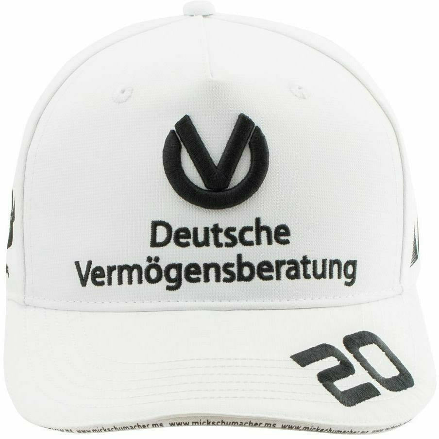 Mick Schumacher Hat - Black/Red/White