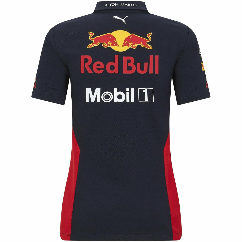 Red Bull Racing F1 2020 Women's Team Polo Navy