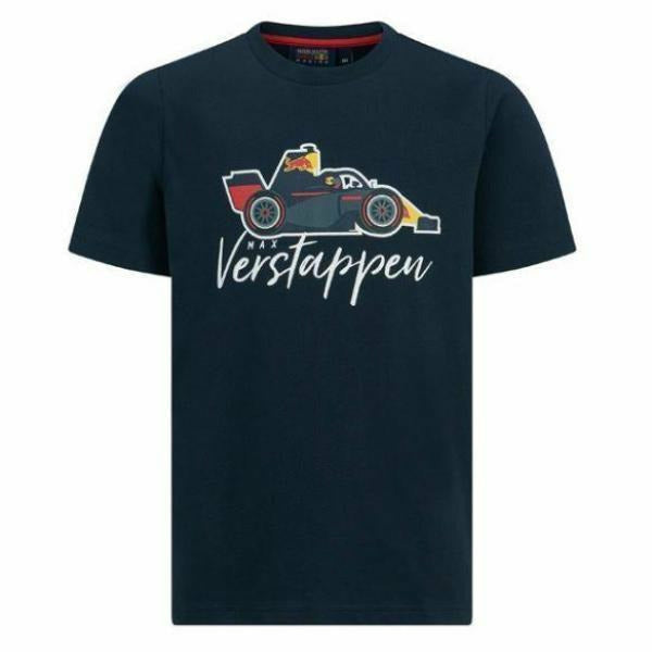 Red Bull Racing F1 Kid's Verstappen T-Shirt
