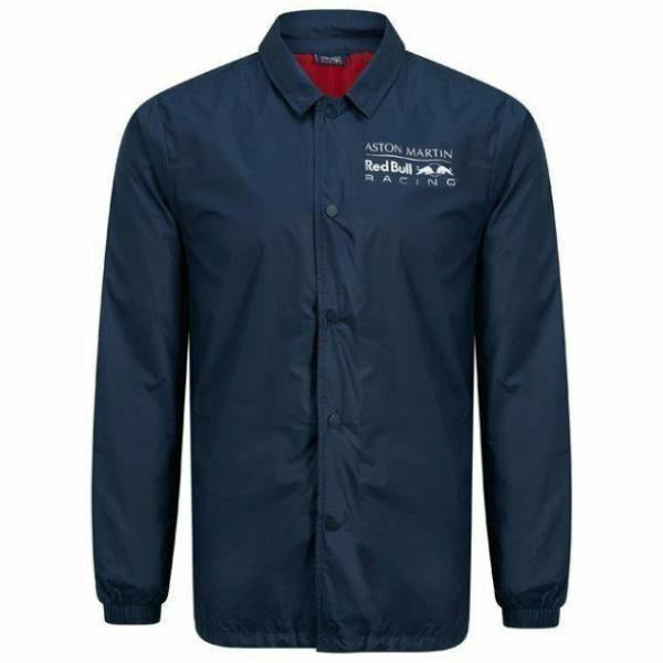 Red Bull Racing F1 Men's Coach Jacket