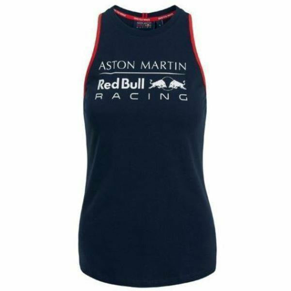 Red Bull Racing F1 Women'sTank Top Blue