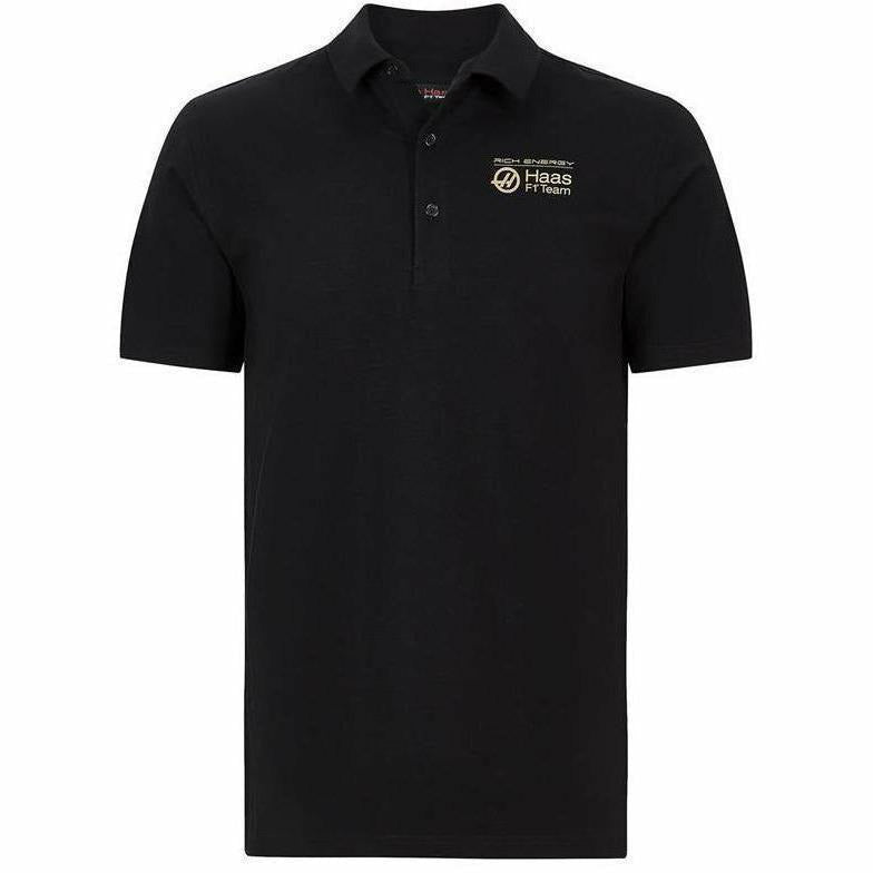 Rich Energy Haas Logo Polo Shirt